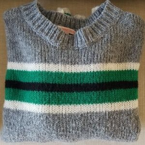Urban Outfitters Sweaters - Urban Outfitter grey and green sweater